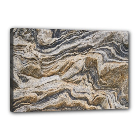 Texture Marble Abstract Pattern Canvas 18  X 12