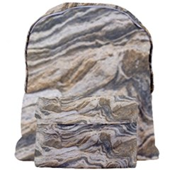 Texture Marble Abstract Pattern Giant Full Print Backpack