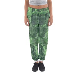 Geological Surface Background Women s Jogger Sweatpants