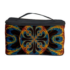Tapestry Pattern Cosmetic Storage Case by linceazul