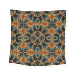 Tapestry Pattern Square Tapestry (small) by linceazul