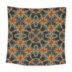 Tapestry Pattern Square Tapestry (large) by linceazul