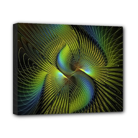 Fractal Abstract Design Fractal Art Canvas 10  X 8  by Celenk