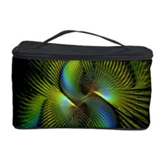 Fractal Abstract Design Fractal Art Cosmetic Storage Case by Celenk