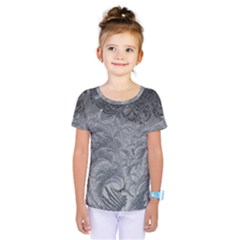 Abstract Art Decoration Design Kids  One Piece Tee by Celenk