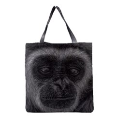 Gibbon Wildlife Indonesia Mammal Grocery Tote Bag by Celenk
