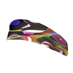 Abstract Background Design Art Stretchable Headband
