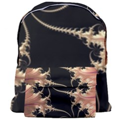 Fractal Art Design Pattern Texture Giant Full Print Backpack