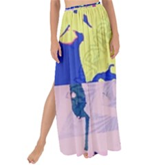 Girlfriend  respect Her   Maxi Chiffon Tie Up Sarong