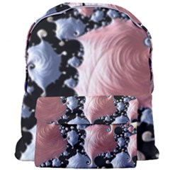 Fractal Art Design Fantasy Science Giant Full Print Backpack