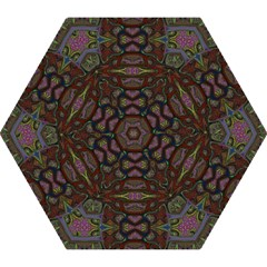 Pattern Abstract Art Decoration Mini Folding Umbrellas