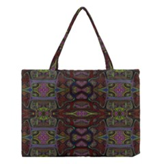 Pattern Abstract Art Decoration Medium Tote Bag