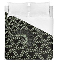 Batik Traditional Heritage Indonesia Duvet Cover (queen Size) by Celenk