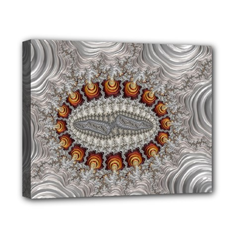 Fractal Fantasy Design Imagination Canvas 10  X 8  by Celenk