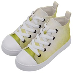 Ombre Kid s Mid Top Canvas Sneakers by ValentinaDesign