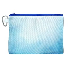 Ombre Canvas Cosmetic Bag (xl) by ValentinaDesign