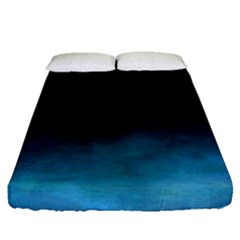 Ombre Fitted Sheet (queen Size)