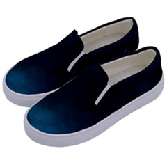 Ombre Kids  Canvas Slip Ons by ValentinaDesign