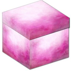 Ombre Storage Stool 12