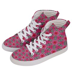Diamond Star Women s Hi Top Skate Sneakers by Cveti