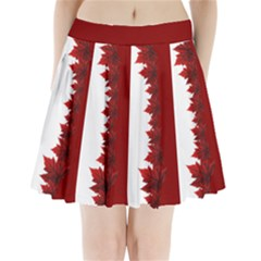 Canada Skirts Pleated Mini Skirt by CanadaSouvenirs