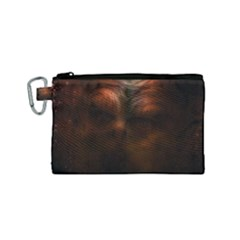 Monster Demon Devil Scary Horror Canvas Cosmetic Bag (small) by Celenk