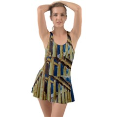 Athens Greece Ancient Architecture Swimsuit