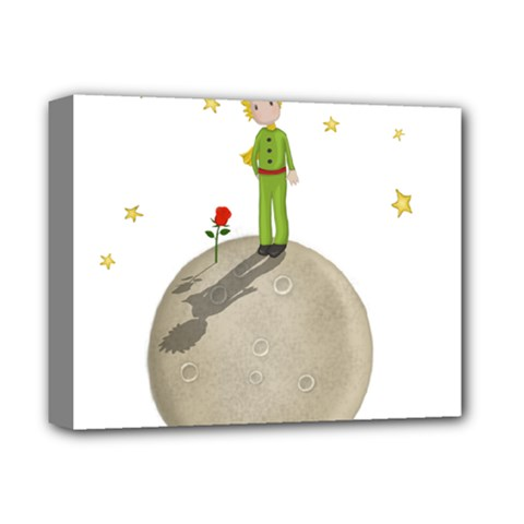 The Little Prince Deluxe Canvas 14  X 11