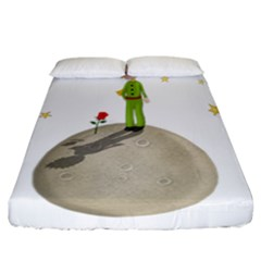 The Little Prince Fitted Sheet (california King Size)