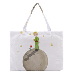 The Little Prince Medium Tote Bag by Valentinaart