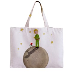 The Little Prince Zipper Medium Tote Bag by Valentinaart
