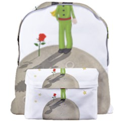 The Little Prince Giant Full Print Backpack by Valentinaart