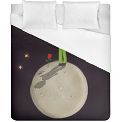The Little Prince Duvet Cover (california King Size) by Valentinaart