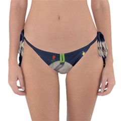 The Little Prince Reversible Bikini Bottom