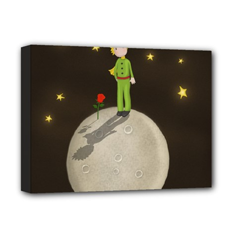 The Little Prince Deluxe Canvas 16  X 12