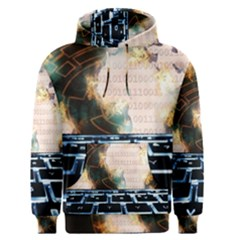 Ransomware Cyber Crime Security Men s Pullover Hoodie by Celenk