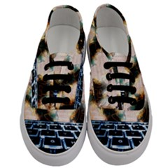 Ransomware Cyber Crime Security Men s Classic Low Top Sneakers
