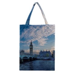 London Westminster Landmark England Classic Tote Bag by Celenk