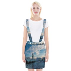 London Westminster Landmark England Braces Suspender Skirt