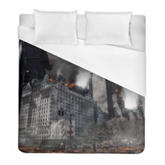 Apocalypse War Armageddon Duvet Cover (full/ Double Size) by Celenk