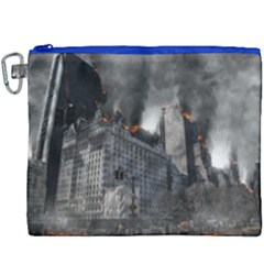Apocalypse War Armageddon Canvas Cosmetic Bag (xxxl)