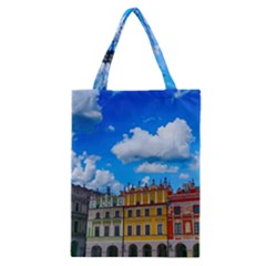 Buildings Architecture Architectural Classic Tote Bag