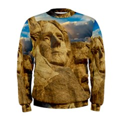 Monument President Landmark Men s Sweatshirt