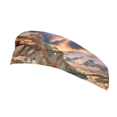 Canyon Dramatic Landscape Sky Stretchable Headband by Celenk