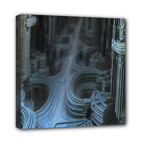 Fractal Design Mini Canvas 8  X 8  by Celenk