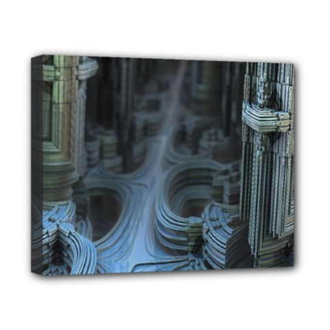 Fractal Design Canvas 10  X 8  by Celenk