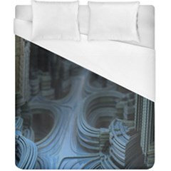 Fractal Design Duvet Cover (california King Size) by Celenk