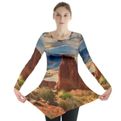 Bryce Canyon Usa Canyon Bryce Long Sleeve Tunic