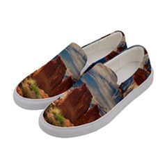 Bryce Canyon Usa Canyon Bryce Women s Canvas Slip Ons by Celenk