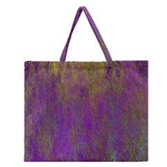 Background Texture Grunge Zipper Large Tote Bag